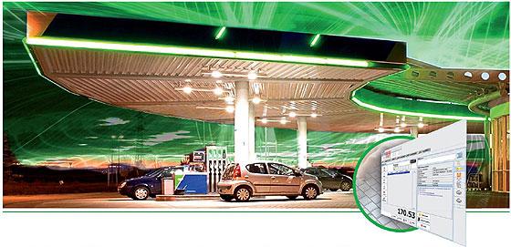 PC Petrol   -system obsługi stacji paliw